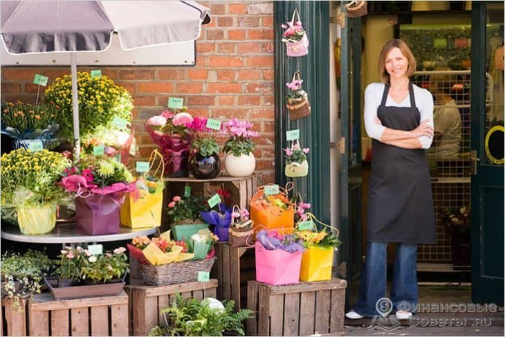 Как организовать цветочный бизнес