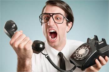 Видео: как разговаривать с коллекторами по телефону