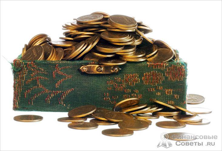 Накопительная часть трудовой пенсии