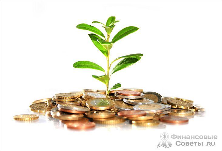 Отсутствие денег ─ не помеха инвестициям