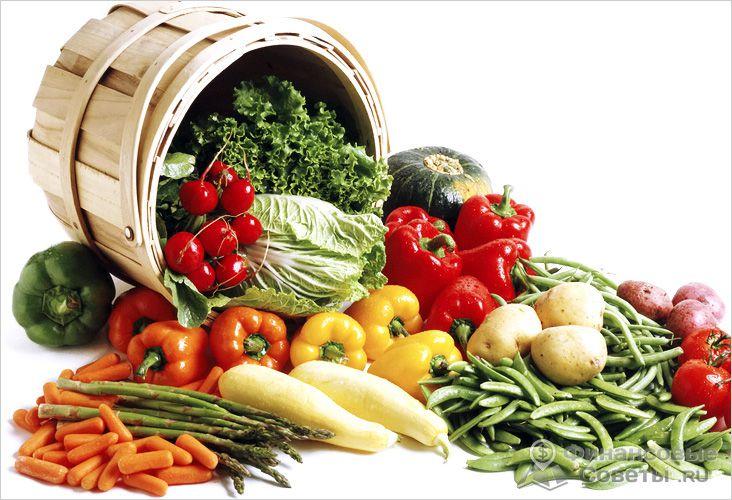 Торговля овощами вразвал не требует кассового аппарата