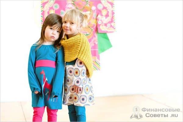 Как открыть детский магазин одежды